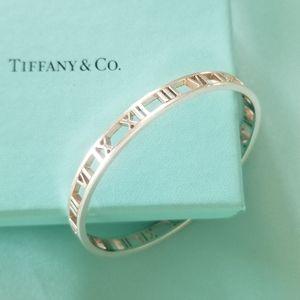 Tiffany & Company Atlas Bangle